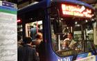 [朴元淳の希望日記284] 地下鉄・歩行・タクシー・バスに次いで公共交通機関大冒険、深夜バス編