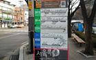 ソウル全域の案内標識を韓国語、日本語、英語、中国語で表記