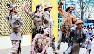 光化門文化マダンフェスティバル・秋季『芸術の階段』 9月3日(火)開幕