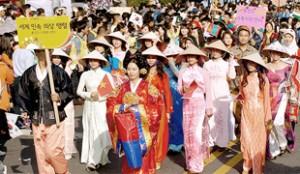 2013 梨泰院地球村祭り