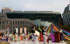 ソウル市の新庁舎開庁式、13日に新庁舎・ソウル広場で開催
