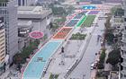 ソウルの中心「世宗路」、歩行者天国に変身