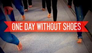 ソウル市がいっしょに行う「靴を履かない日」キャンペーン