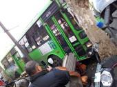 seoul でバス事故に巻き込まれて…
