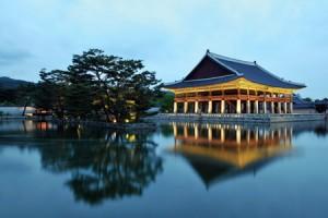 韓国の伝統庭園を解釈する方法