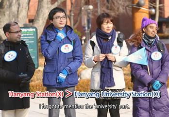 Global Seoul-Mate Seoul road trip